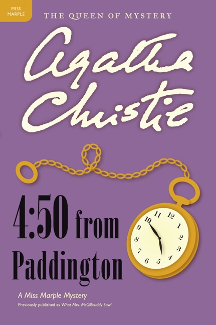 「4.50 from Paddington  agatha christie」の画像検索結果