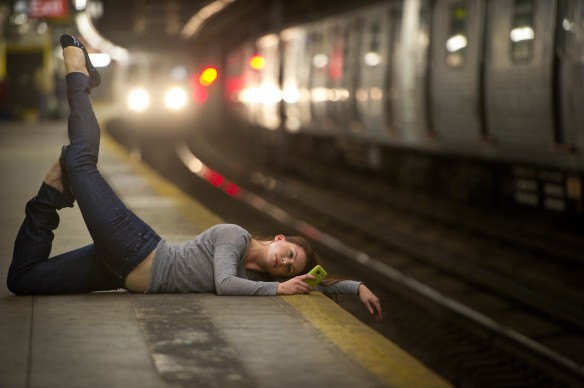 Dancers Among Us | A Train, Lisa Cole