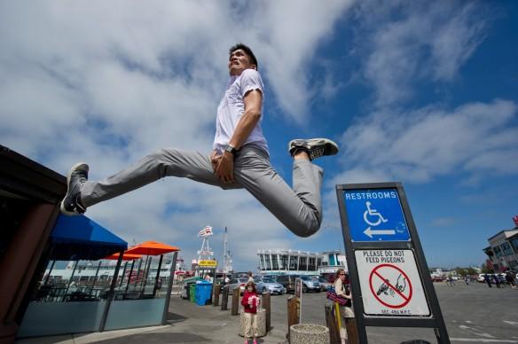 Dancers Among Us | San Francisco, Dudley Flores