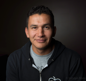 Wab Kinew. Photo courtesy of the CBC.
