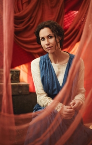 Minnie Driver as Leah. Photo courtesy of Showcase