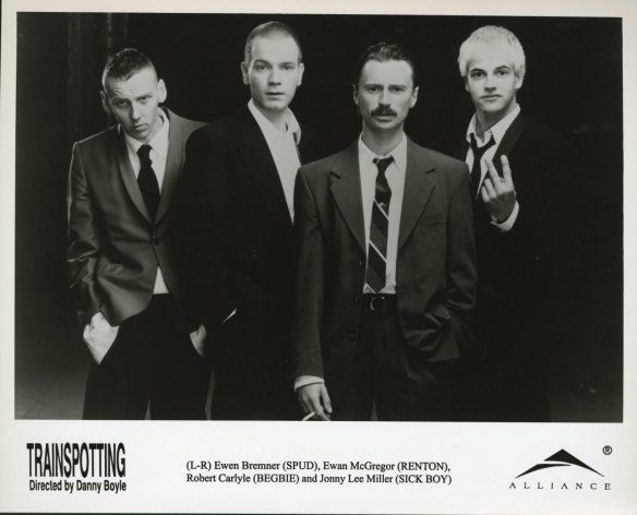 Trainspotting | Courtesy of TIFF Film Reference Library
