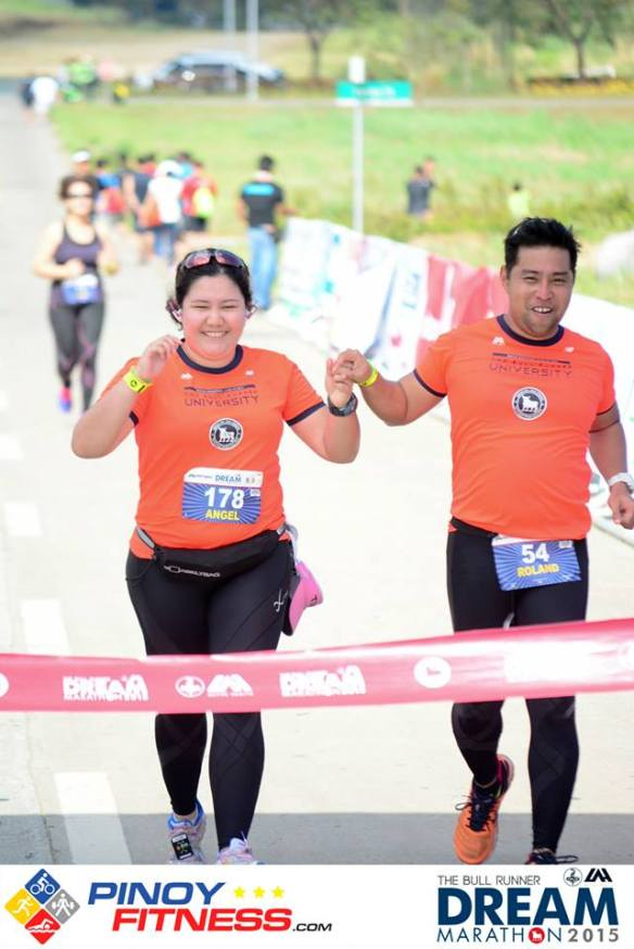 TBR Dream Marathon in Nuvali