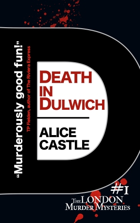 Death in Dulwich Cover