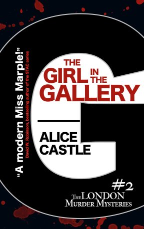 The Girl in the Gallery Cover