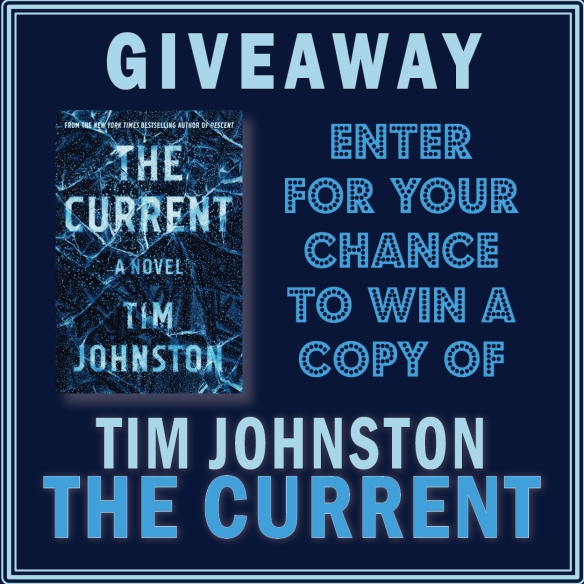 giveaway image - the current