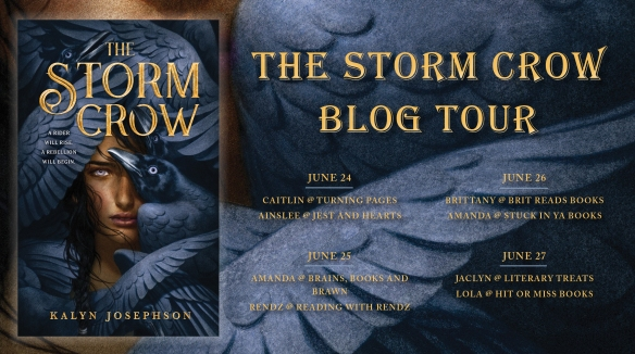 The Storm Crow Blog Evite
