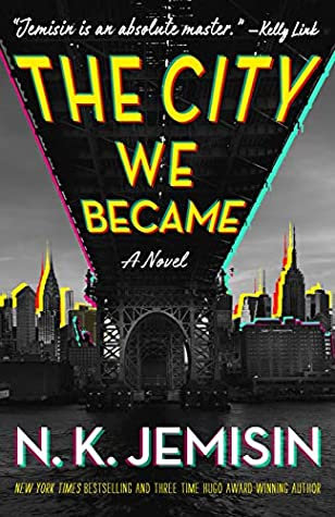 Image result for the city we became cover